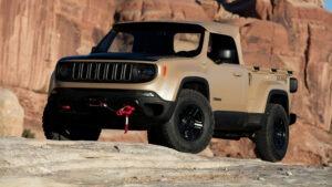 2022 Jeep Comanche Wallpaper