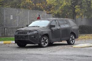 2022 Jeep Commander Interior