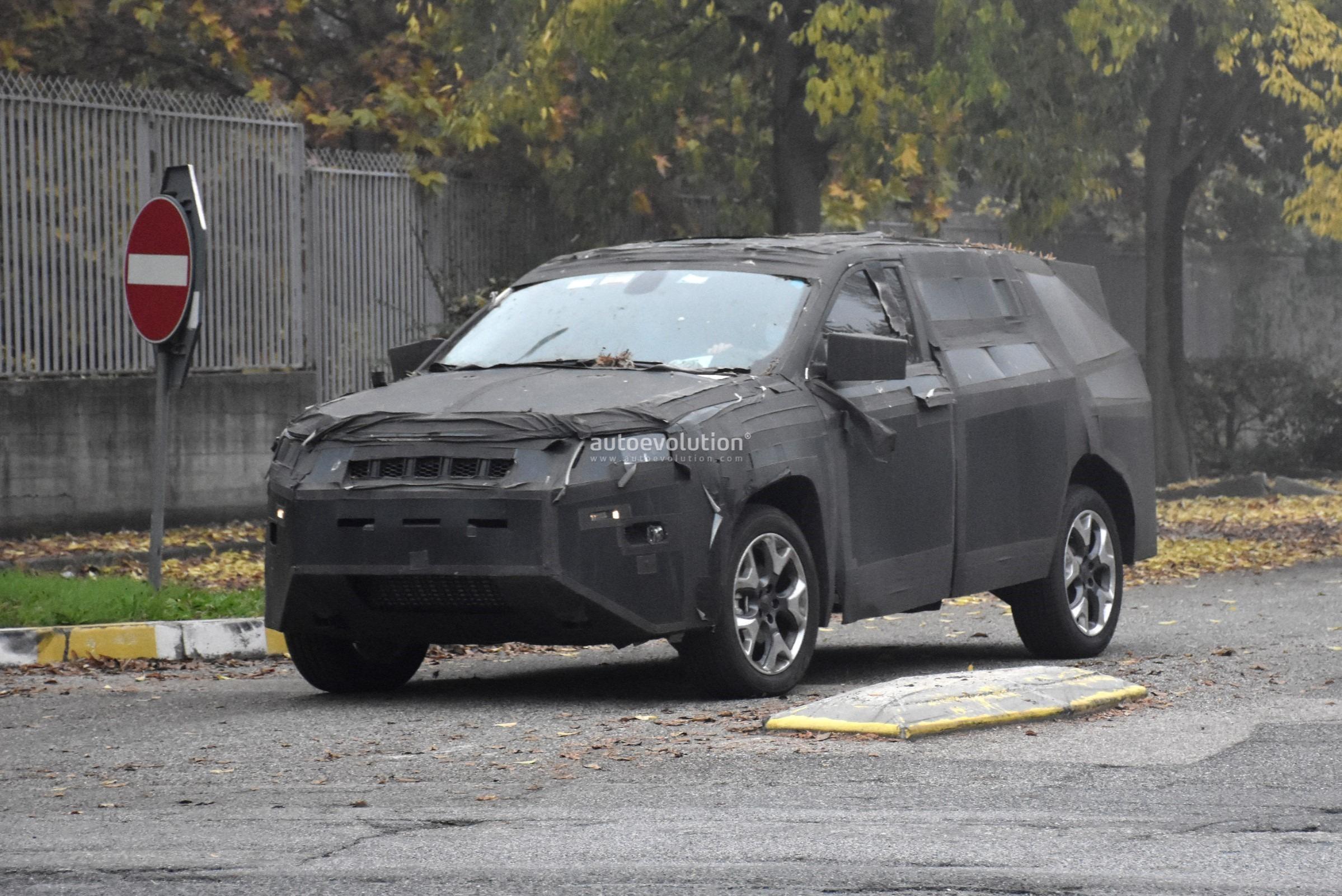 2022 Jeep Commander Powertrain