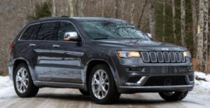 2022 Jeep Commander Specs