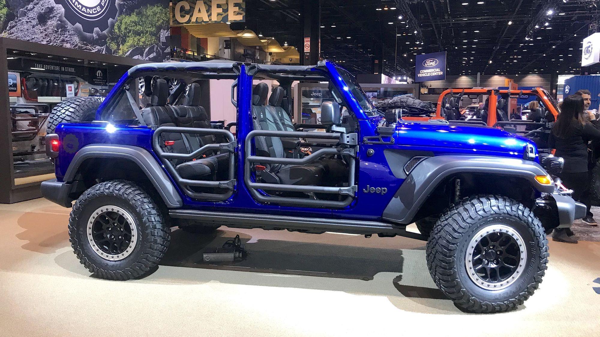 2022 Jeep Wrangler Release Date