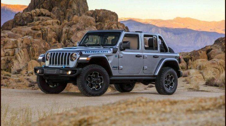 2022 Jeep Wrangler Wallpaper