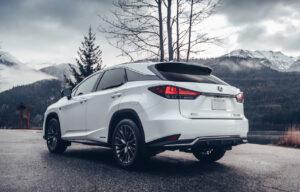 2022 Lexus RX350 Concept