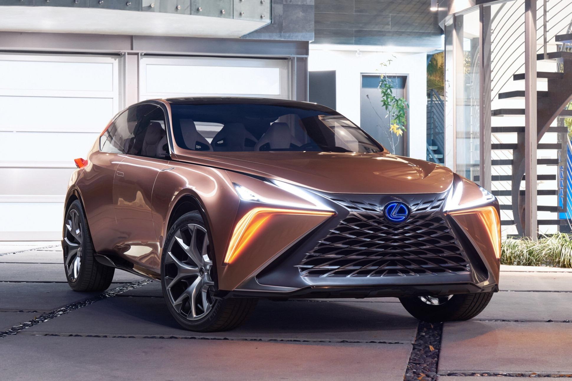 2022 Lexus RX350 Spy Photos