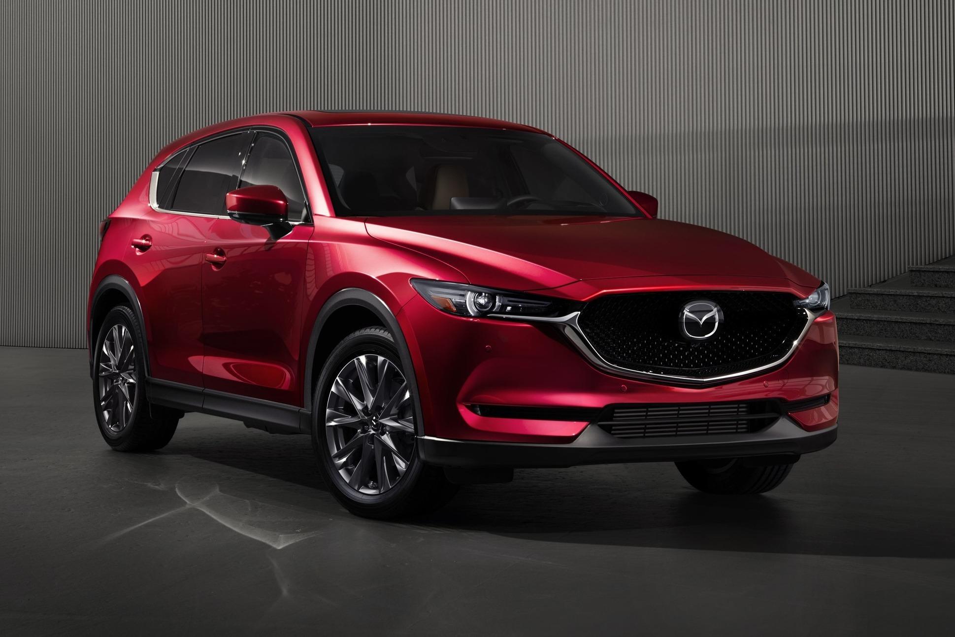 2022 Mazda CX5 Exterior