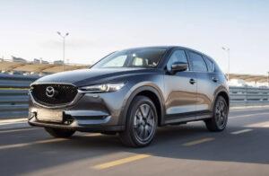 2022 Mazda CX5 Images