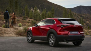 2022 Mazda CX5 Wallpaper