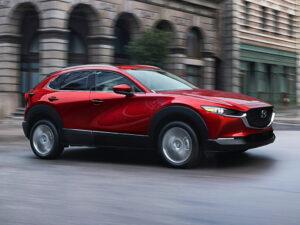 2022 Mazda CX9 Concept