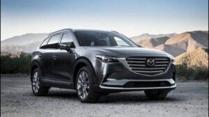 2022 Mazda CX9 Drivetrain