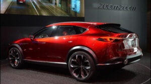 2022 Mazda CX9 Engine