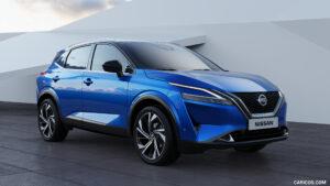 2022 Nissan Qashqai Drivetrain