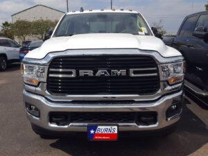 2022 Ram 3500 Dually Powertrain