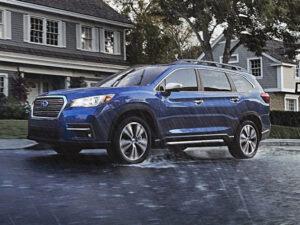 2022 Subaru Ascent Images
