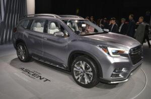 2022 Subaru Ascent Specs
