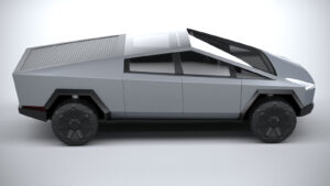 2022 Tesla Cybertruck Exterior