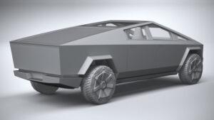 2022 Tesla Cybertruck Redesign