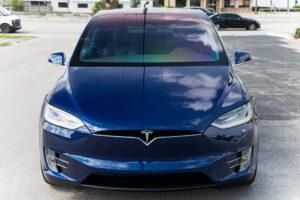 2022 Tesla Model X Concept