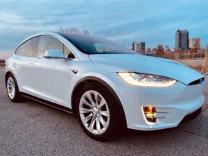 2022 Tesla Model X Engine