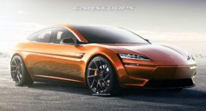 2022 Tesla Model X Powertrain