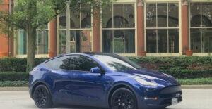 2022 Tesla Model Y Drivetrain