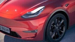 2022 Tesla Model Y Images