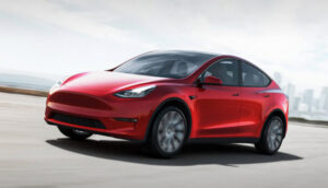 2022 Tesla Model Y Redesign