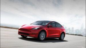 2022 Tesla Model Y Wallpaper
