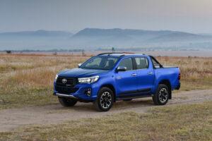 2022 Toyota Hilux Concept