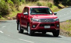 2022 Toyota Hilux Specs