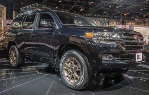 2022 Toyota Land Cruiser Price