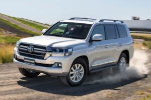 2022 Toyota Land Cruiser Redesign