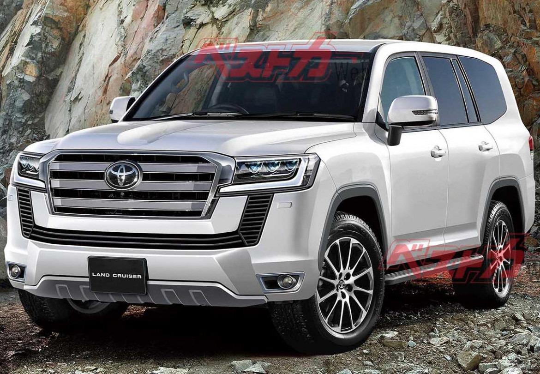 2022 Toyota Land Cruiser Release Date