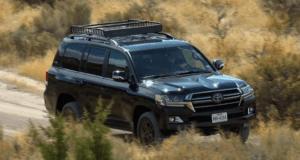 2022 Toyota Land Cruiser Specs