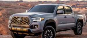 2022 Toyota Tacoma Pictures