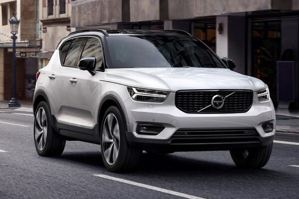 2022 Volvo XC40 Release Date