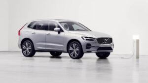2022 Volvo XC40 Specs