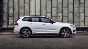 2022 Volvo XC60 Drivetrain