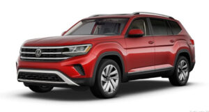 2022 VW Atlas Images