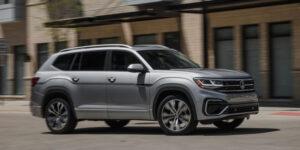 2022 VW Atlas Redesign