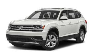 2022 VW Atlas Wallpapers