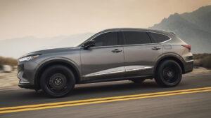 2023 Acura RDX Spy Photos