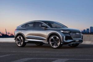 2023 Audi Q4 etron Exterior