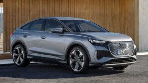 2023 Audi Q4 etron Images