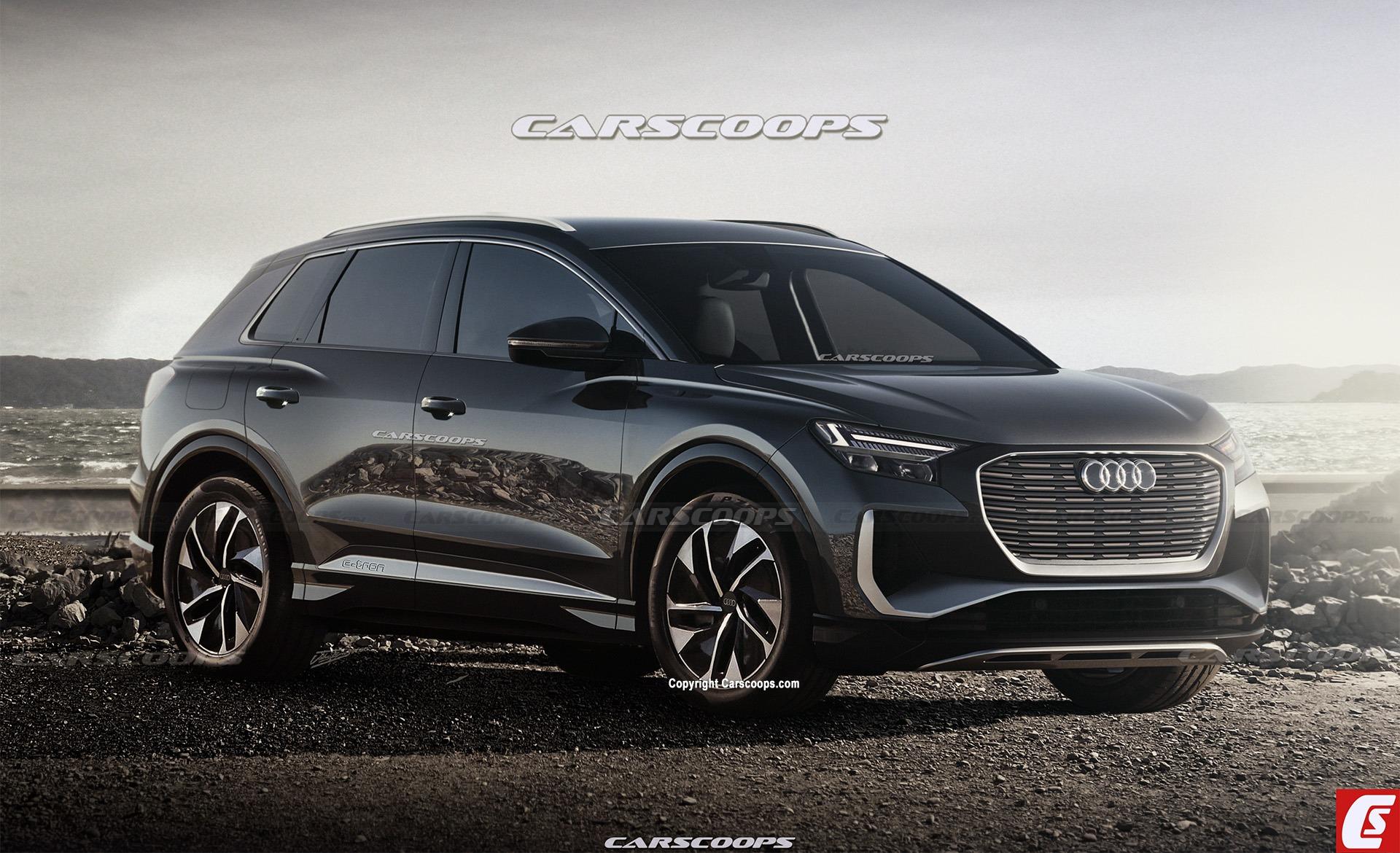 2023 Audi Q4 Etron Pictures