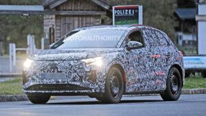 2023 Audi Q4 etron Price