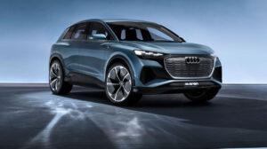 2023 Audi Q4 etron Spy Shots
