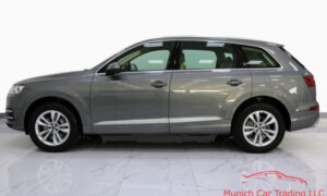 2023 Audi Q7 Drivetrain