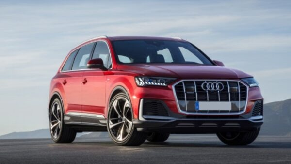 2023 Audi Q7 Wallpapers