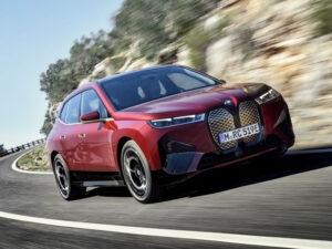 2023 BMW iX Drivetrain
