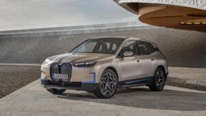 2023 BMW iX Engine